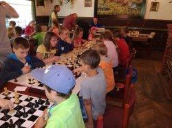 Šachové soustředění na Habině