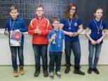 Družstvo mladších žáků vybojovalo v kraji 3. místo