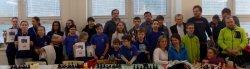 Grand Prix mládeže 2019/2020 pokračovalo 29.2. v Hrabišíně čtvrtým kolem