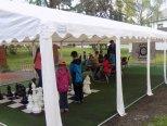 Jesenická šachová mládež se po více jak sedmi měsících opět sešla na společném tréninku