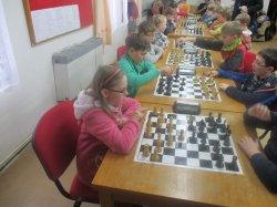 Přebor škol v šachu okresu Jeseník