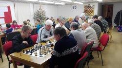 Vánoční turnaj v bleskovém šachu