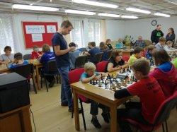 První Velká cena Jeseníku mládeže v šachu již zná své vítěze