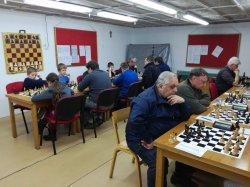 Okresní přebor družstev v šachu ročníku 2017/2018 byl zahájen!