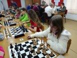 Od soboty 3.2. již známe okresní přeborníky v bleskovém šachu!