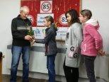 Nestor našeho klubu Andreas Vlachopulos oslavil 85. narozeniny