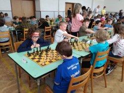 Grand Prix mládeže 2018/2019 bylo završeno 4.5. v Grygově
