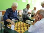 Bedřich Táborský nás skvěle reprezentoval na turnaji seniorů v polském Kedzierzynie