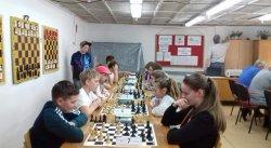Od soboty 21.4. jsou již známi okresní přeborníci v rapid šachu!