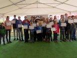 Jesenická mládež si o víkendu zahrála svůj první open air turnaj
